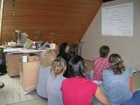Ausbildung/Seminare/Supervision